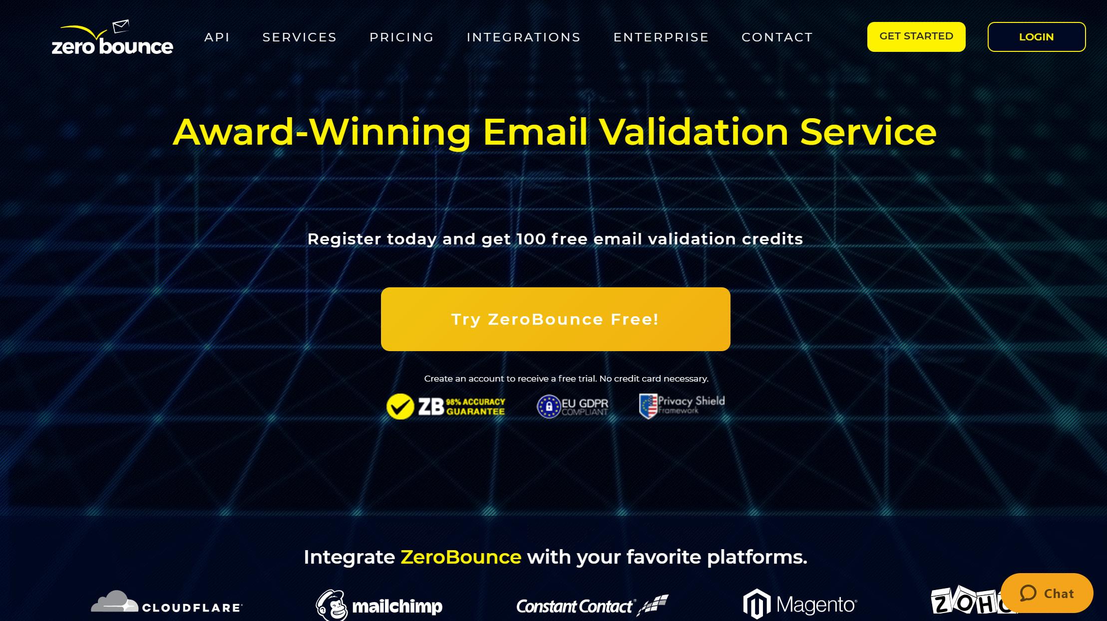 Sales Tool ZeroBounce