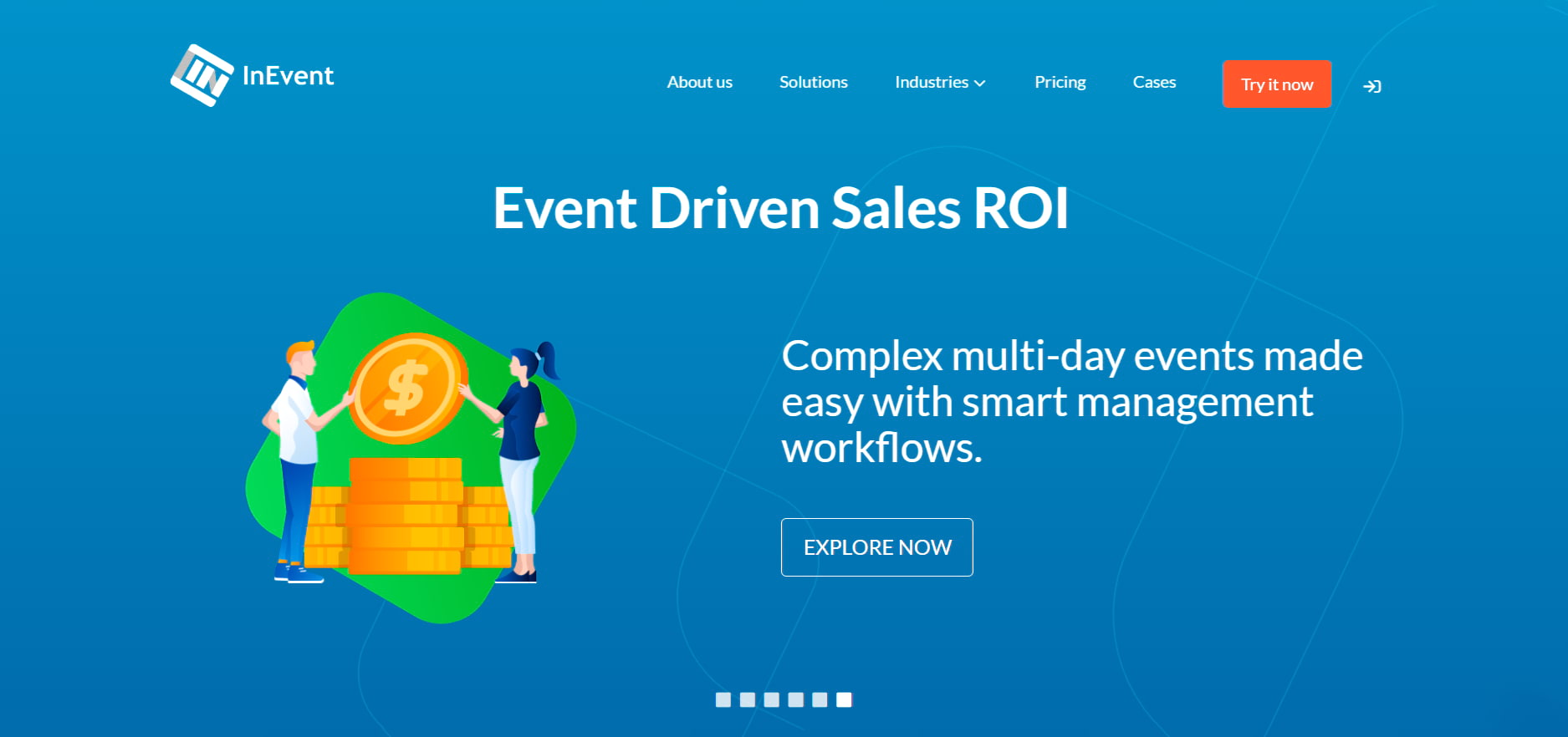 Inevent event management tool