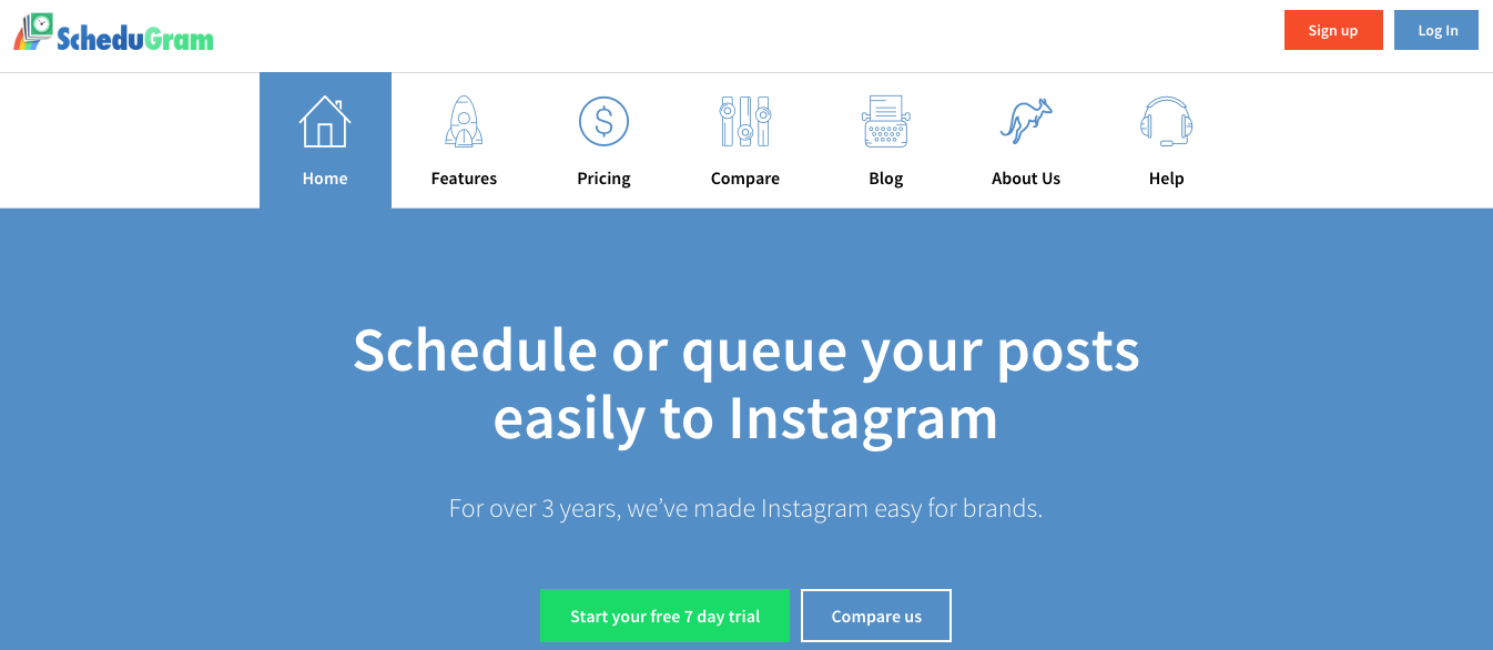 Schedugram_Instagram Automation Tools