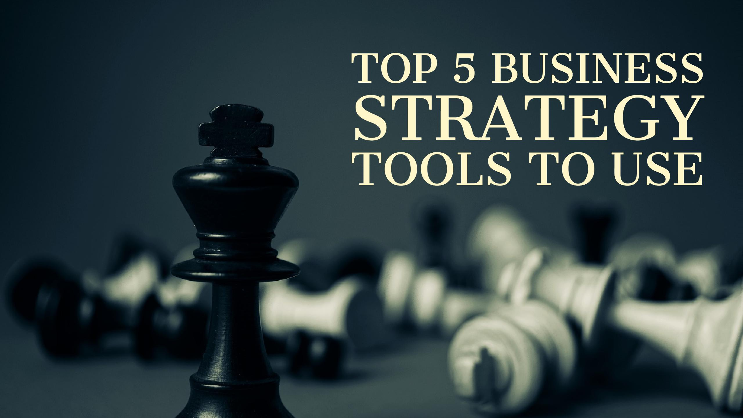 business strategy tools