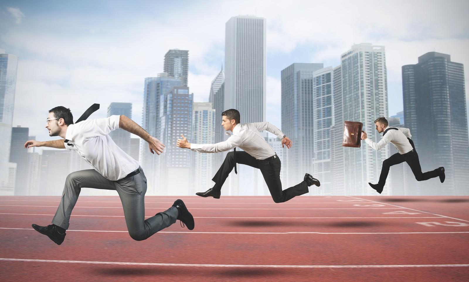 aggressive competitors