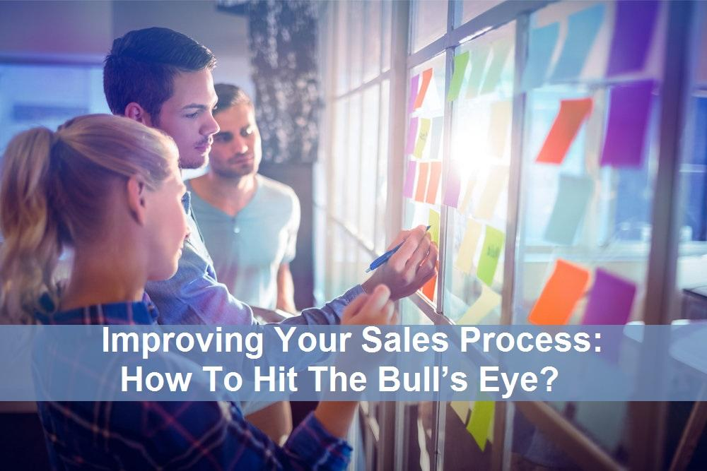 Improve your sales process
