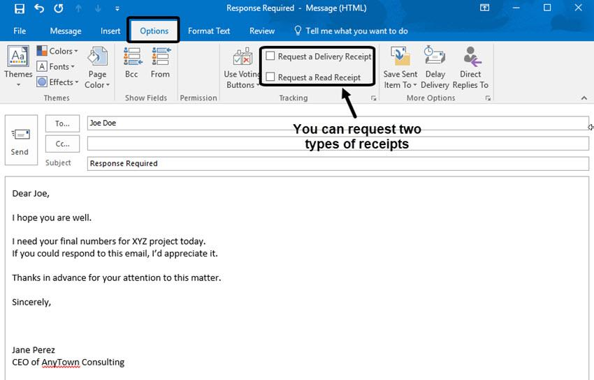 know if some open your email in outlook