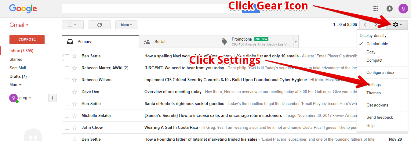 How to Set up Canned Responses in Gmail | SalesHandy
