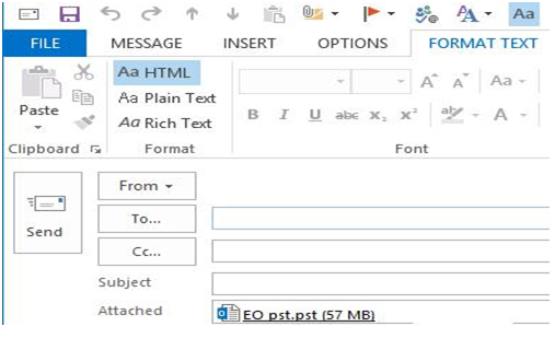How to Exceed Outlook Attachment Size Limit that Actually Works