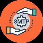 smtp users