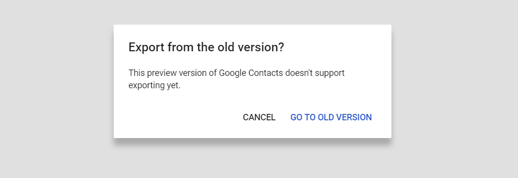 How to export contacts from gmail 3