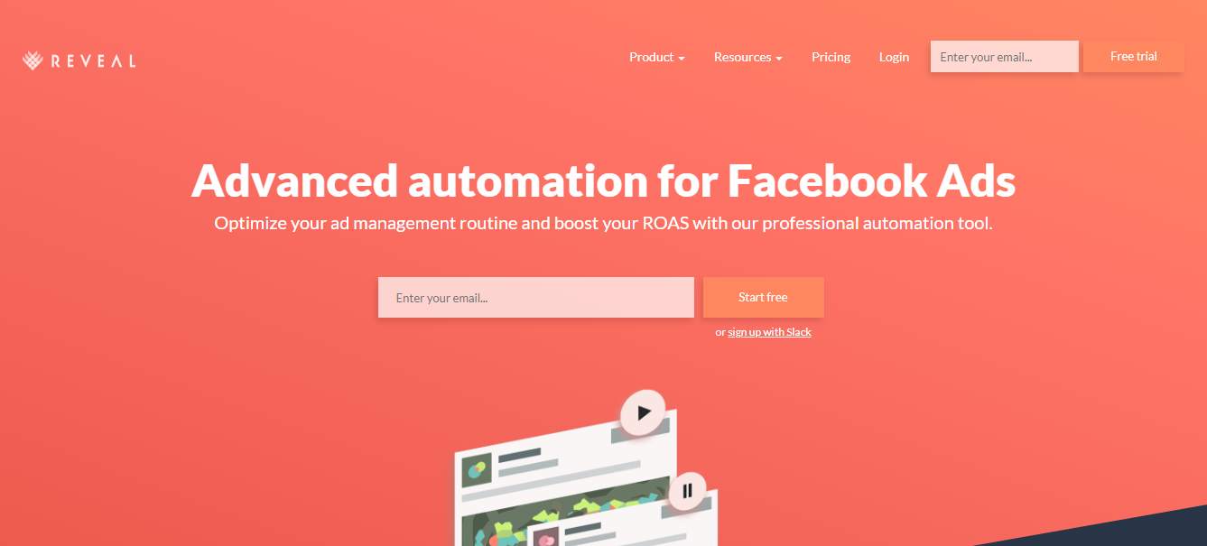 facebook ad manager tool reveal