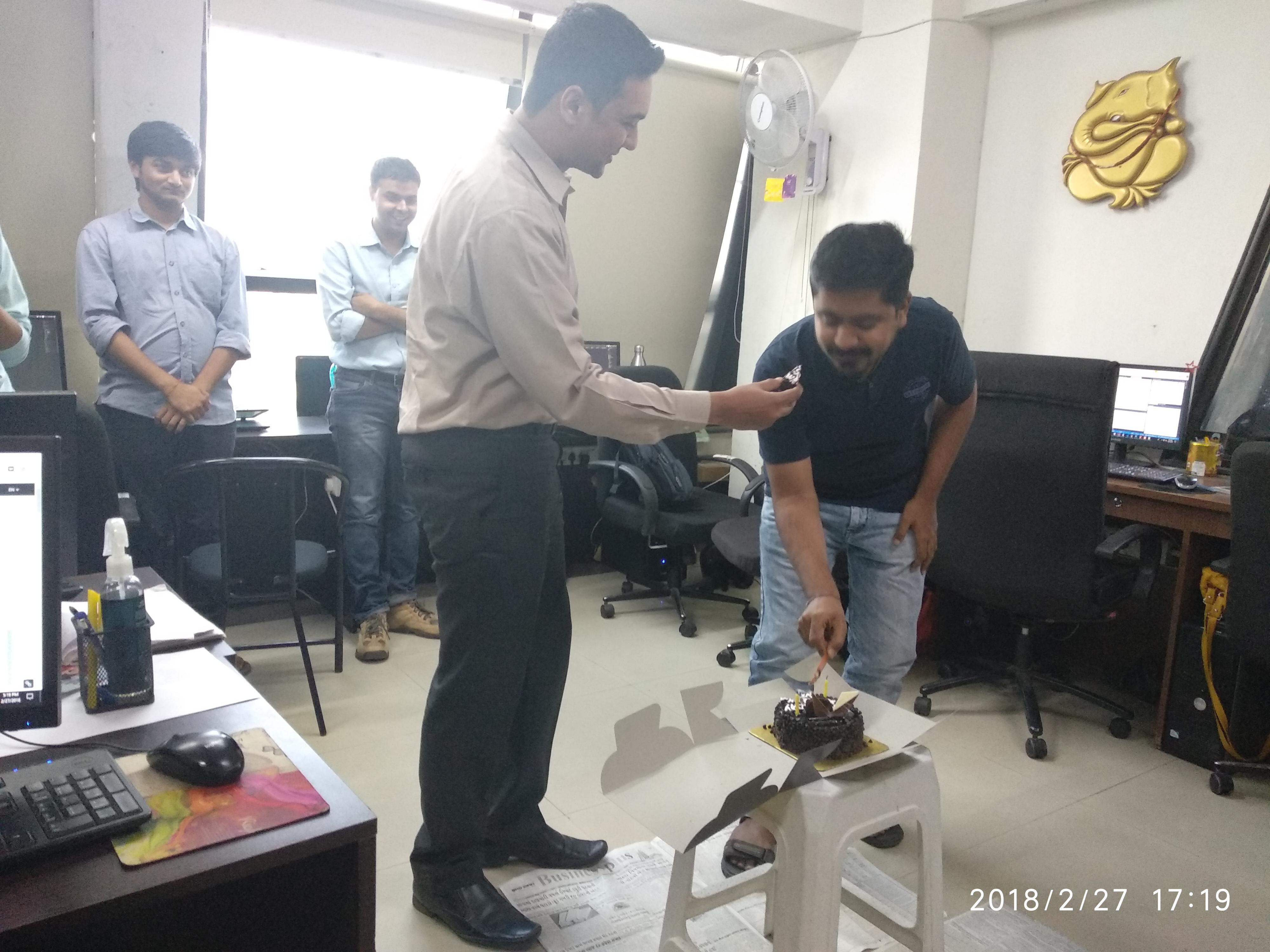 Nawazbhai birthday