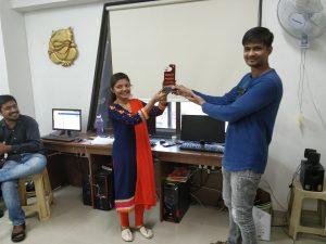 Tarakbhai's work anneversary