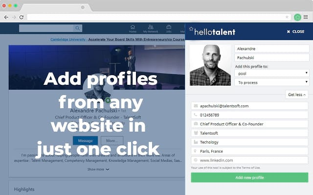 20+ Best chrome extension for Recruiters to use in 2018