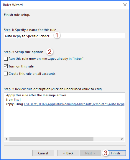 How to Send Automatic Emails in Outlook | SalesHandy