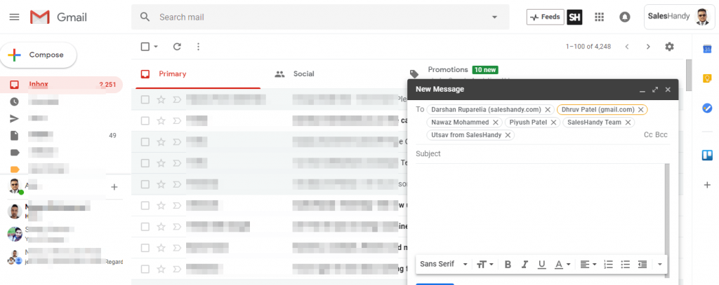 How to Create a Group Email in Gmail: A Step-by-Step Guide | SalesHandy