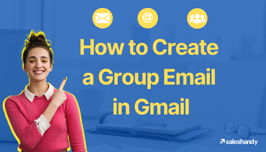 Create a group in email