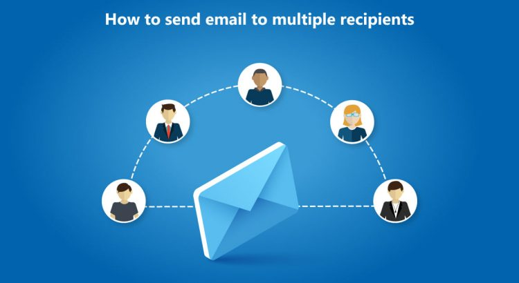 How to send email to multiple recipients
