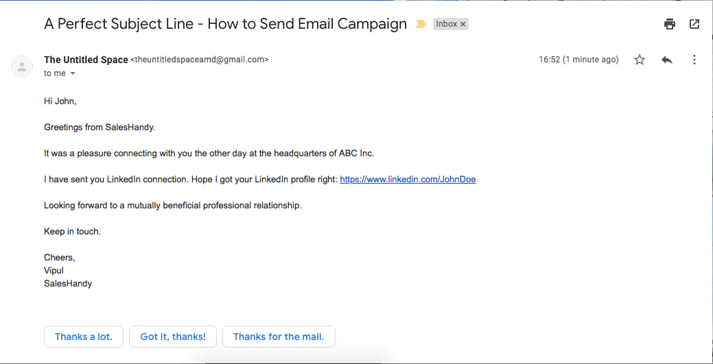 How to send an email to multiple recipients (2019) | SalesHandy