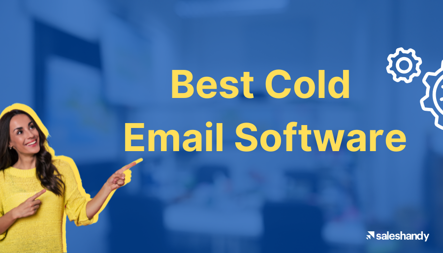 Best cold email software in 2021