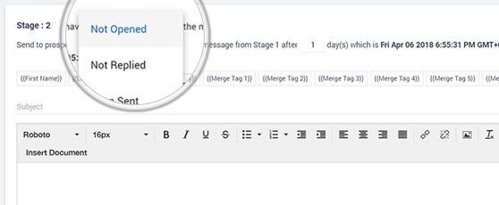 Send mass email camapign trigger