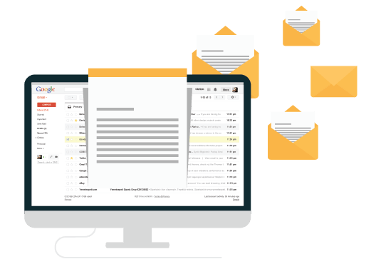 email productivity tool