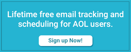 AOL SMTP setting
