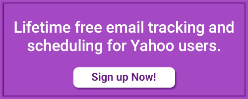 Yahoo SMTP setting