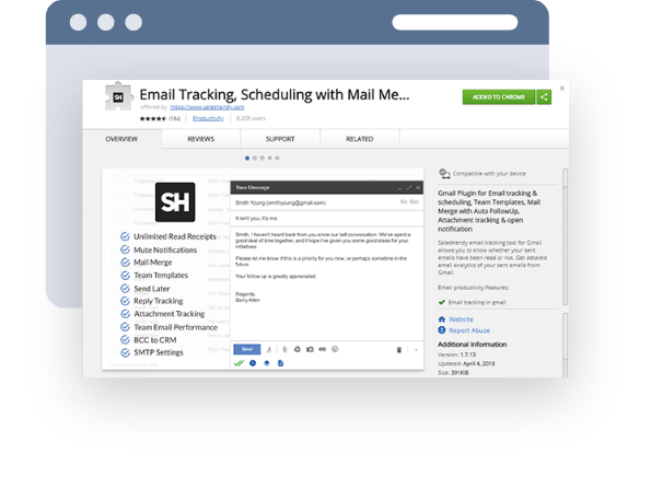 Free Email Tracking For Gmail With Unlimited Real Time Notifications
