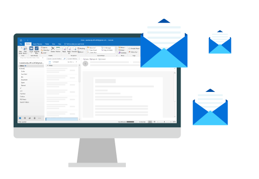 Outlook mail Merge feature